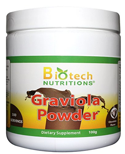 Graviola Powder Chocolate 100g