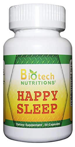 Happy Sleep 30 Capsules